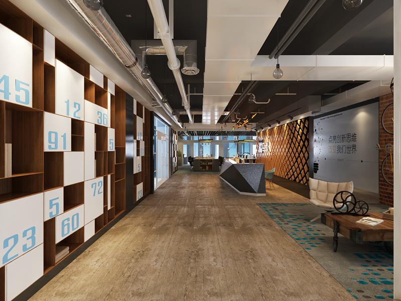 创意风格主题办公室设计