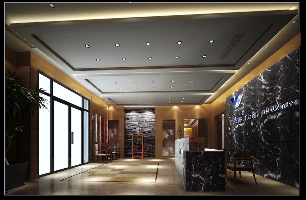 上海金融中心大厦金融投资办公室