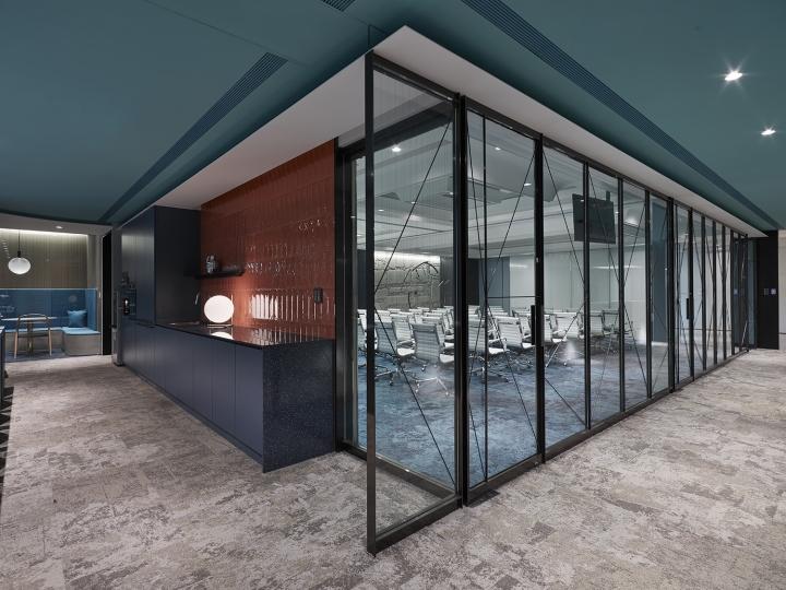 公司络公司办公室及会议室设计