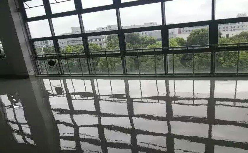 闵行厂房装修环氧地坪施工