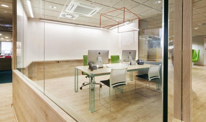 上海小办公室装饰设计
