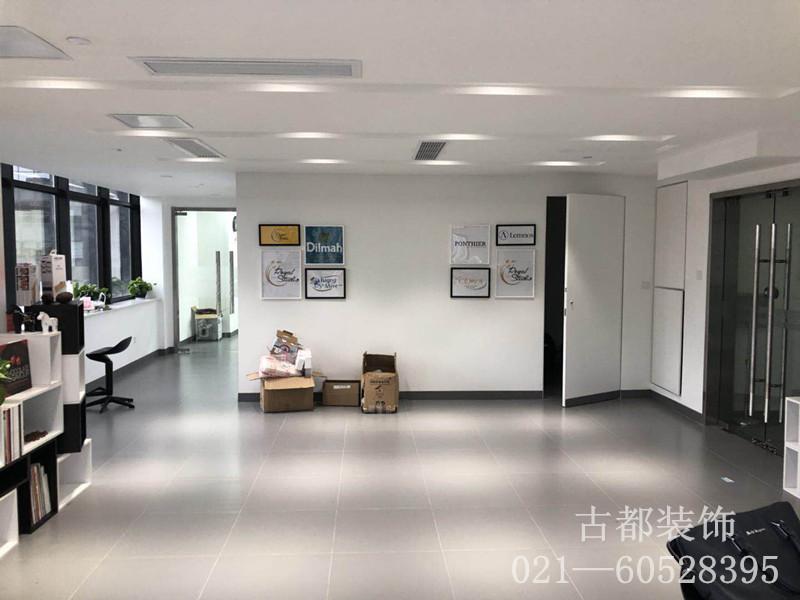 海上海厨房设备办公室设计成品安装