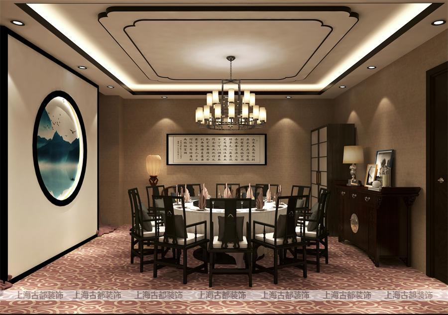 浦东新区外高桥保税区上证通餐厅设计
