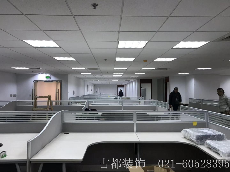 石化盈科办公室雷火电竞下载办公家具安装