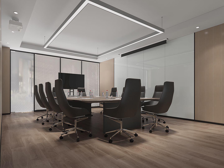 上海科技公司办公室设计