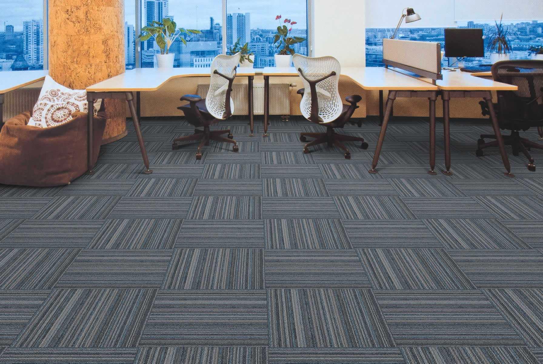 上海装潢公司_地毯在办公