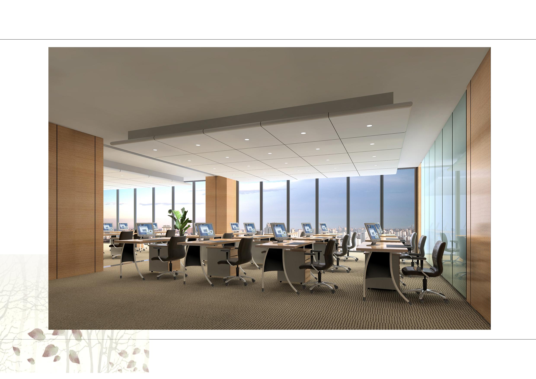 浦东IT企业办公室设计装潢