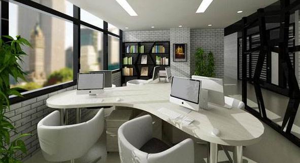 小型办公室如何装修最优