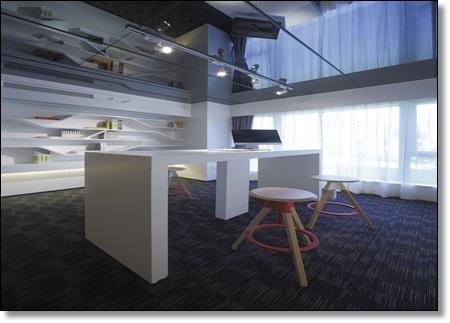 办公室装修软装的兴趣有哪些?5