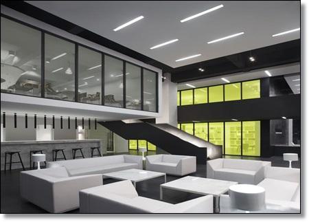 重庆设计公司办公室装修材质搭配