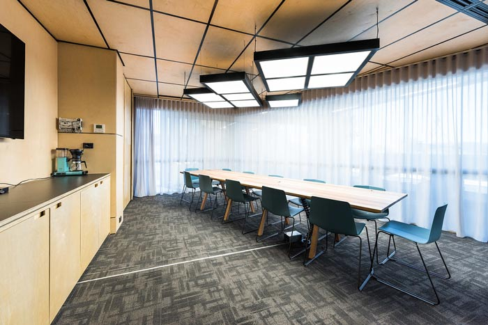 节能公司办公室雷火电竞下载设计