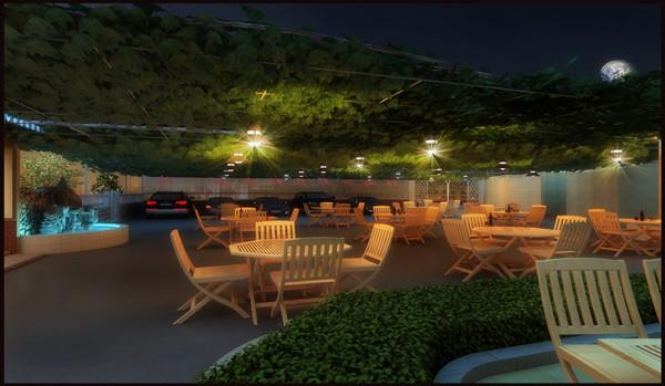 上海雷火电竞下载公司介绍开放式餐厅如何设计人流量不断