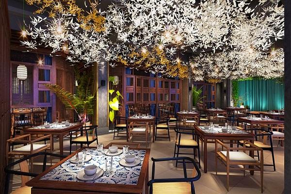 时尚的主题餐厅设计,捕捉客户的眼球