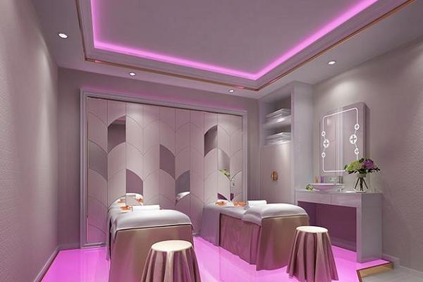 上亚搏官方网站公司-美容店亚搏官方网站风格的亮点有哪些?